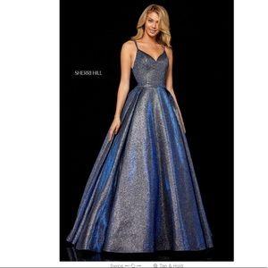 Sherri Hill Prom Ballgown 52364